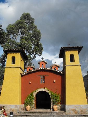 Sonesta Posadas del Inca Yucay: The Church at the Hotel