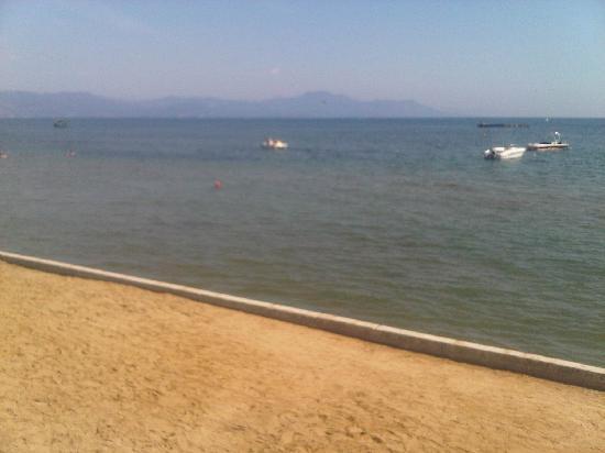 Corfu Sea Gardens: 'Beach'