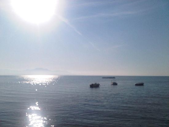 Corfu Sea Gardens: Beautiful Poolside View