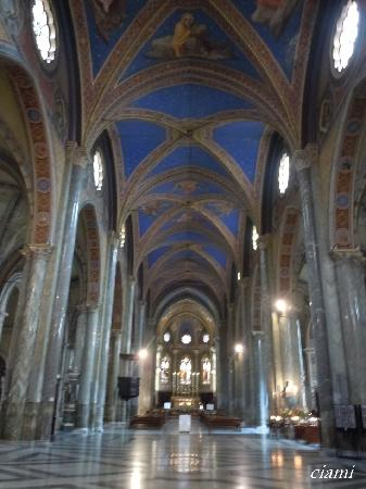 Santa Maria Sopra Minerva: サンタ・マリア・ソプラ・ミネルヴァ教会
