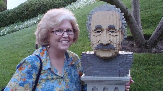 LEGOLAND California: Me & Einstein