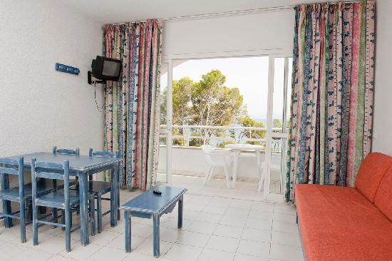 Apartaments Aucanada: 1 Bedroom Apartment