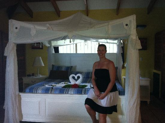Villas Hermosas: the honeymoon suite