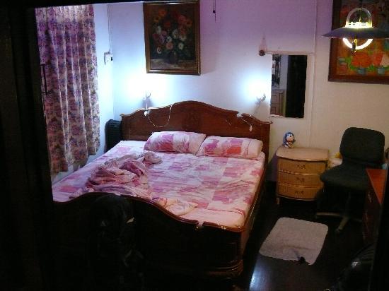 كينجز هوم هوا هين: Unser Zimmer