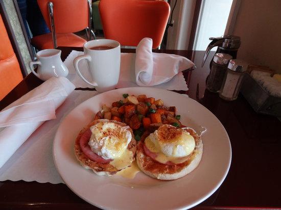 Toast & Company: Eggs Benedict