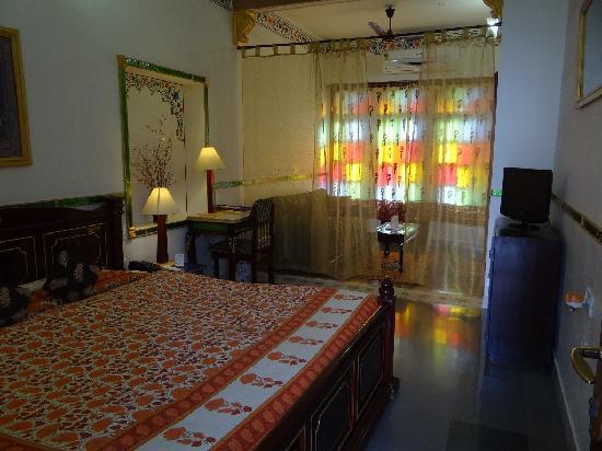 โฮเต็ล ไวมอล เฮอร์ริเทจ: Ein unglaublich exotisches Zimmer