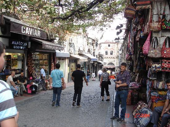 Kapali Carsi: Grand Bazaar