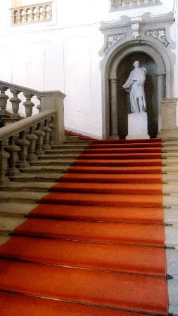 Residenza d'Epoca Home in Palace: Grand Staircase