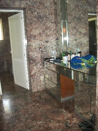 Villa Gaviota Santiago de Cuba: dressing room
