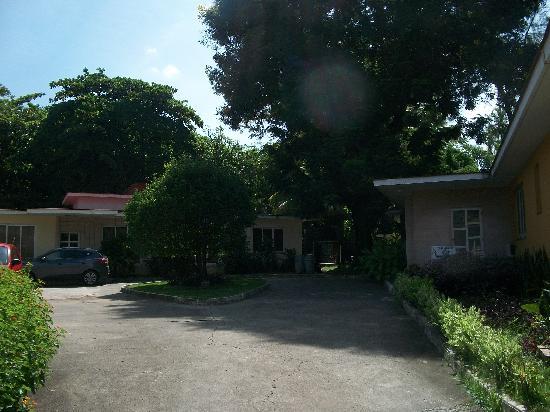 Villa Gaviota Santiago de Cuba: entrance