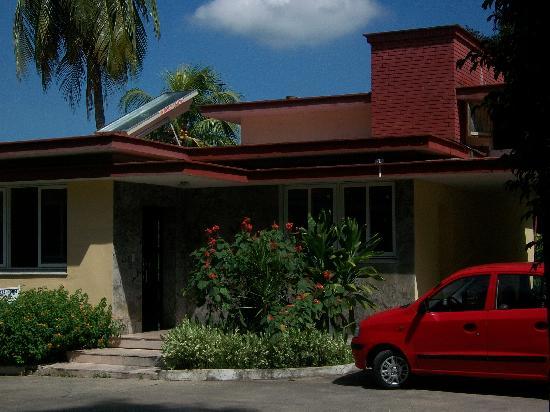 Villa Gaviota Santiago de Cuba: me casa