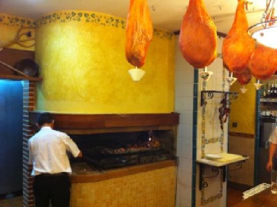 Meson Navarro II: oven;)