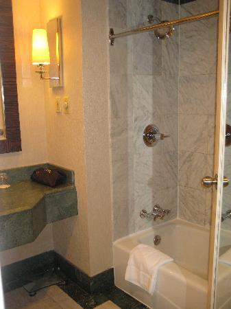 โรงแรมอินเตอร์คอนติเนนตัน มอนทรีออล: bathroom 2