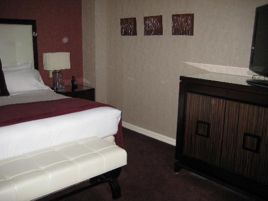 โรงแรมอินเตอร์คอนติเนนตัน มอนทรีออล: TV