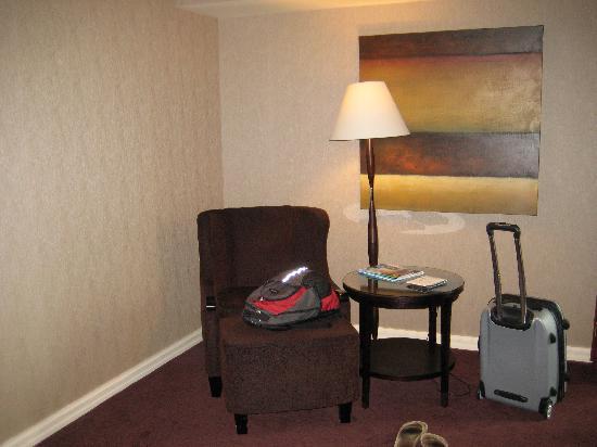 โรงแรมอินเตอร์คอนติเนนตัน มอนทรีออล: chair