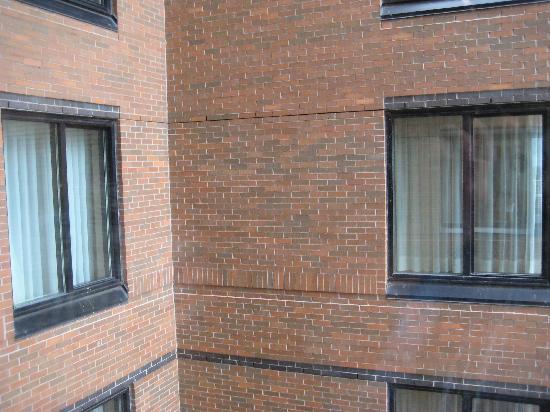 โรงแรมอินเตอร์คอนติเนนตัน มอนทรีออล: view