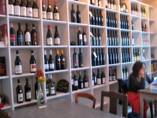 Falernum: wine built ins