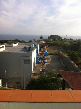 Hotel Villa Bernardina: il panorama!!!!