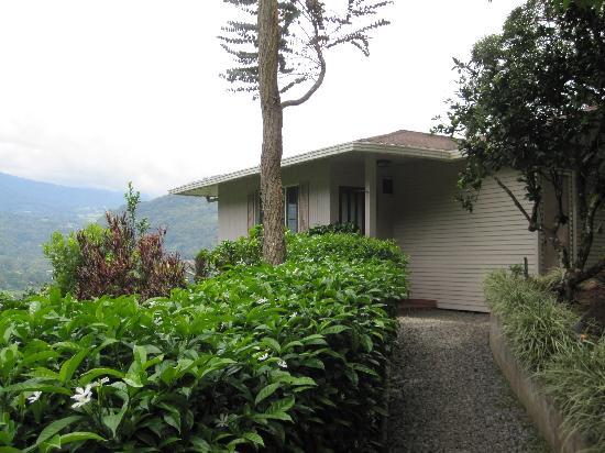 La Montana y el Valle Coffee Estate Inn: Our bungalow