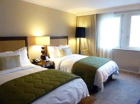โรงแรมเซนต์แพนคราสเรเนซองส์ ลอนดอน: Standard twin room (Barlow room)