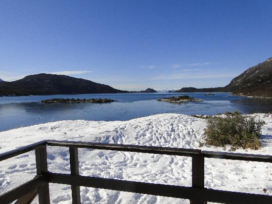 Parque Nacional Tierra del Fuego: Bahia Lapataia
