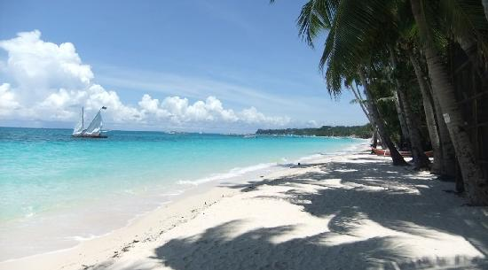 White Beach, station 3 - Picture of White Beach, Boracay ...