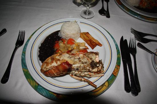 Iberostar Laguna Azul: Resto à la carte (romantico)
