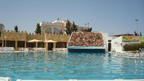 Monastir Center Hotel: hotel pool