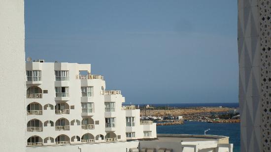 Monastir Center Hotel: outside hotel