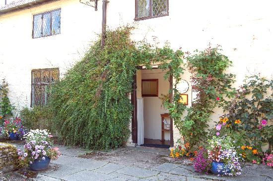 The Waterdine Front Door