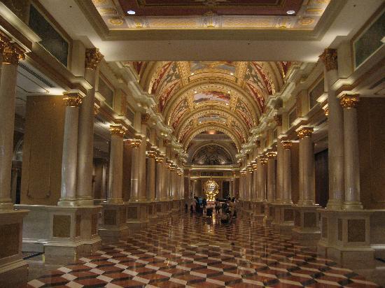 โรงแรมเวเนเชียน รีสอร์ท คาสิโน: Venetian Resort Hotel
