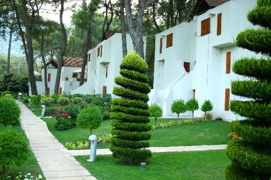 #คลับ เมด ปอลมิเย: bungalows