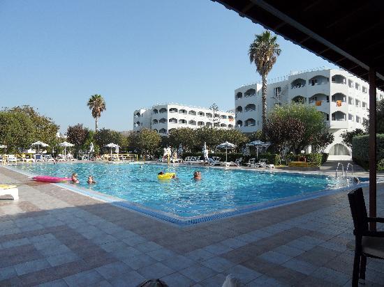 Continental Palace: pool