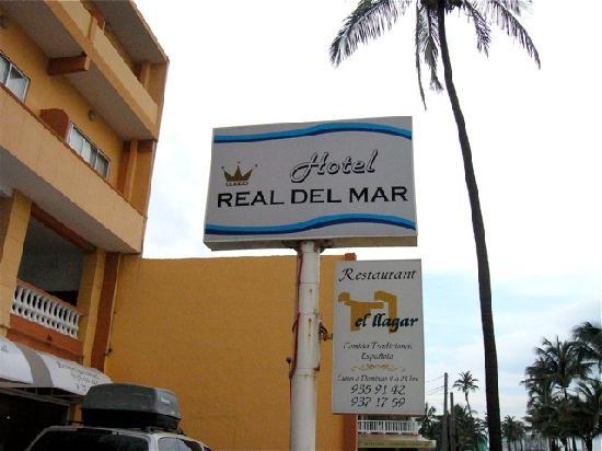 Hotel Real de Mar: Hotel Real Del Mar in Veracruz