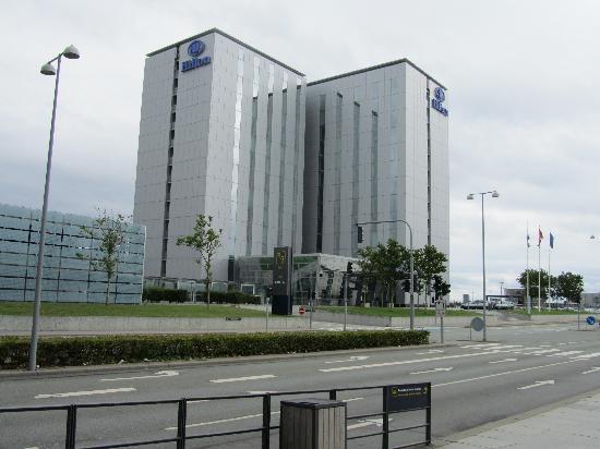 โรงแรมฮิลตัน โคเปนเฮเกน แอร์พอร์ท: Hilton Copenhagen Airport