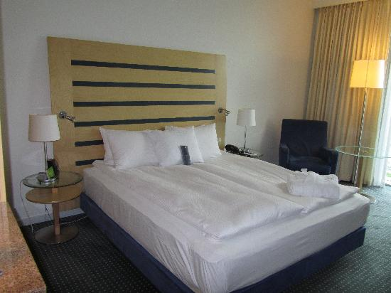 โรงแรมฮิลตัน โคเปนเฮเกน แอร์พอร์ท: Room 1033