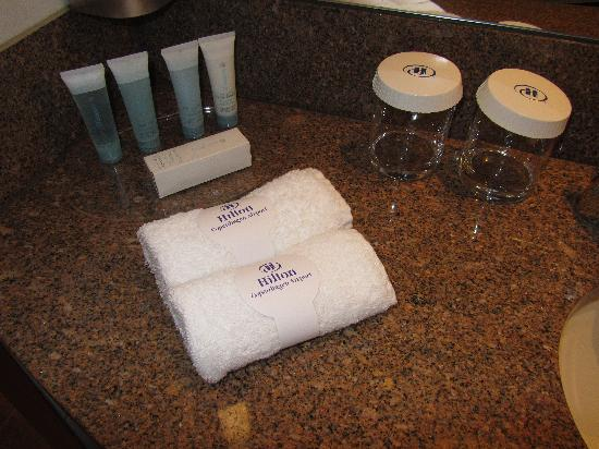 โรงแรมฮิลตัน โคเปนเฮเกน แอร์พอร์ท: Bathroom