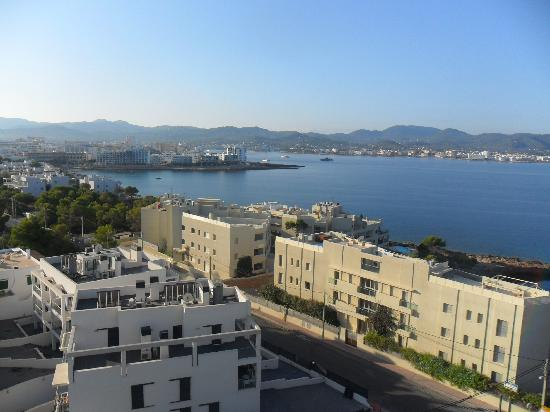 Fiesta Hotel Tanit: View from room 714