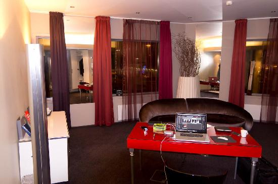 Clarion Hotel Bergen Airport: From my room