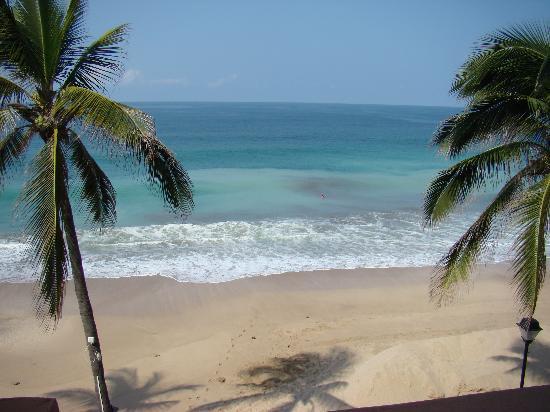 Torres Mazatlan Resort: View from our balcony at Torres Mazatlan
