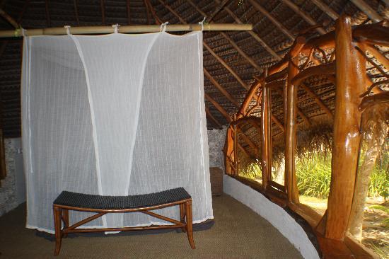 Tikehau Ninamu Resort: The bungalow 1