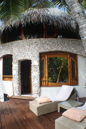Ninamu Resort, Tikehau: The bungalow 4