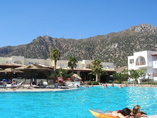 Akti Beach Club Hotel: Main pool