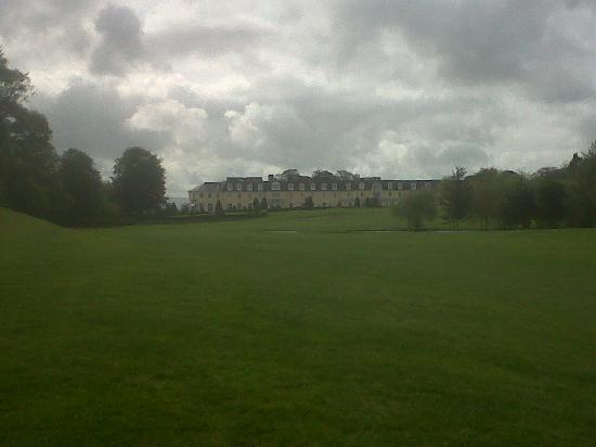 Wolseley Holiday Homes at Mount Wolseley Hotel, Spa & Country Club: coming up the 18th fairway