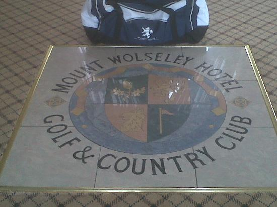 Wolseley Holiday Homes at Mount Wolseley Hotel, Spa & Country Club: Golf Club logo