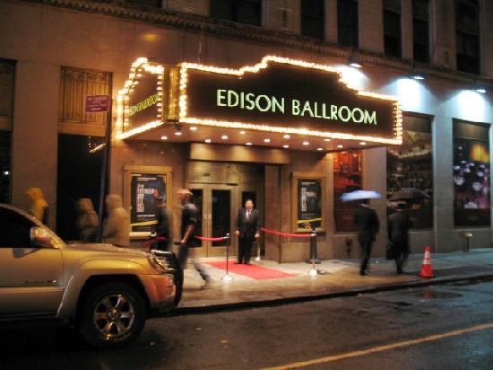 Edison Ballroom Exterior