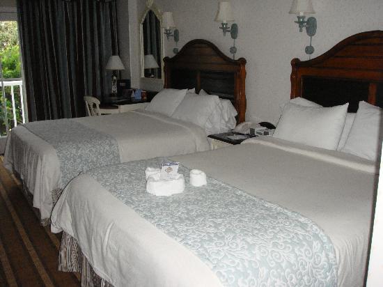 Disney's Beach Club Resort: Standard room