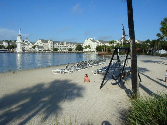 Disney S Beach Club Resort
