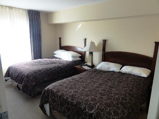 Staybridge Suites Great Falls: Bedroom