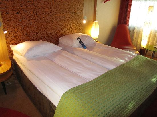 Radisson Blu SkyCity Hotel, Arlanda Airport: Room 661 - looks okay but....